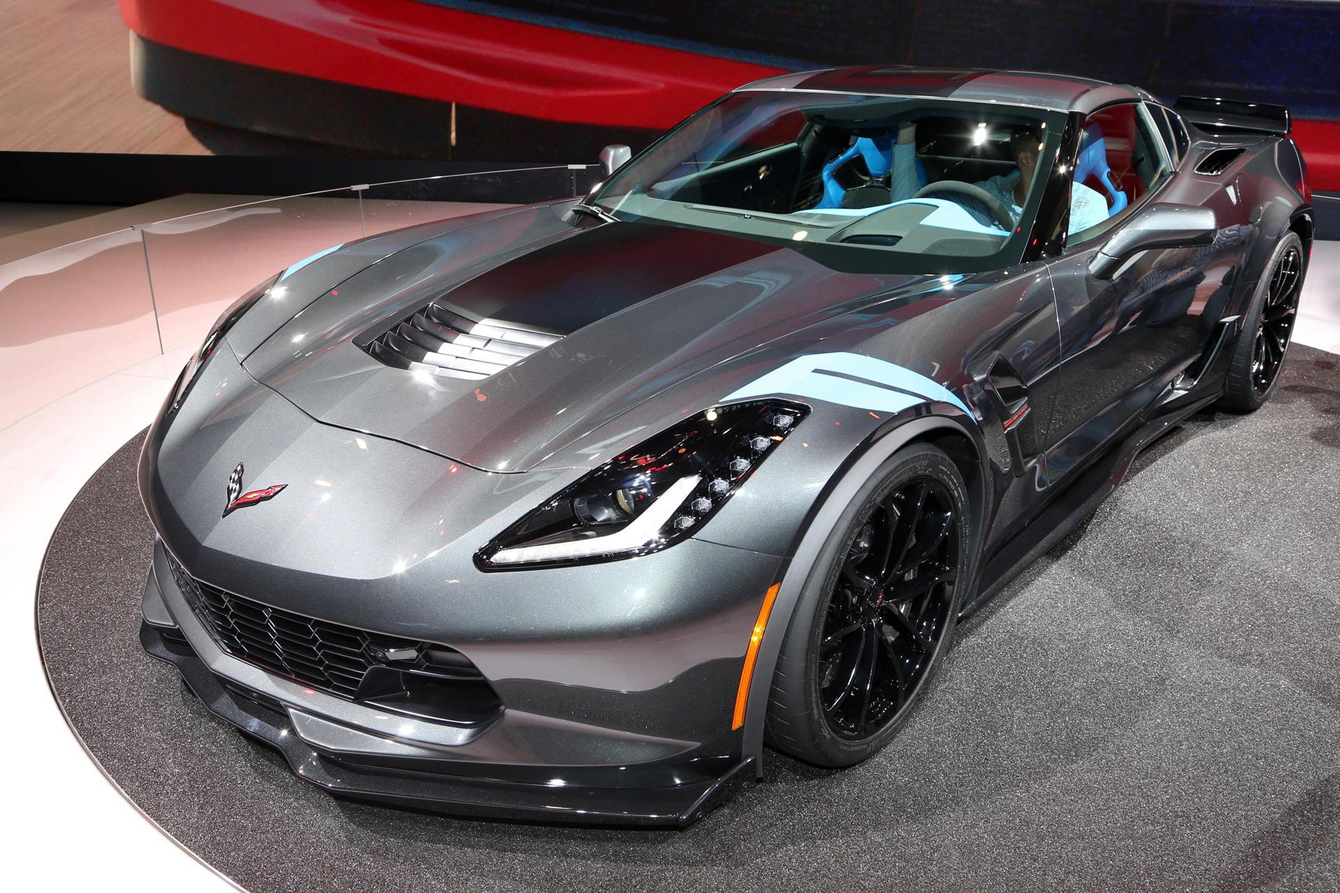 2017 Chevrolet Corvette Stingray >> 2017 Chevrolet Corvette Wp Tour